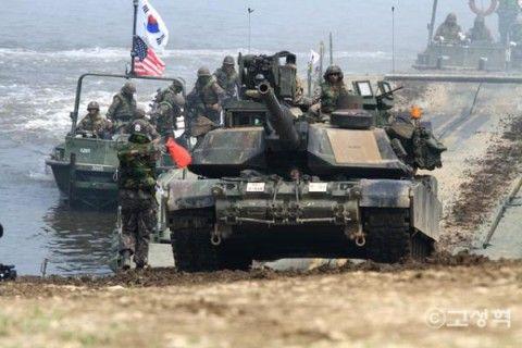 アメリカ国防総省の発表にビビるバ韓国