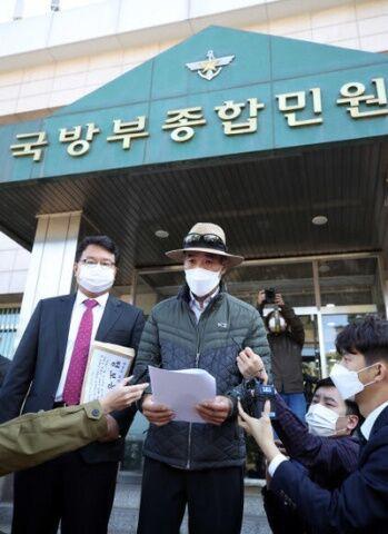 北に銃殺されたバ韓国の公務員の兄