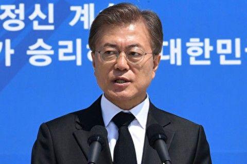 都合の悪いことを金曜に発表するバ韓国の文政権