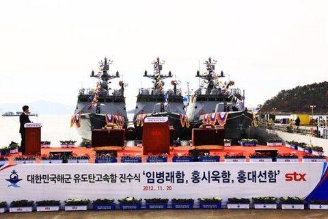 ゾンビのように動くだけのバ韓国・STX造船海洋