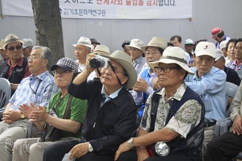 孤独死を待つだけのバ韓国老害ども