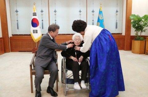 福祉政策に乗り出すバ韓国の文大統領