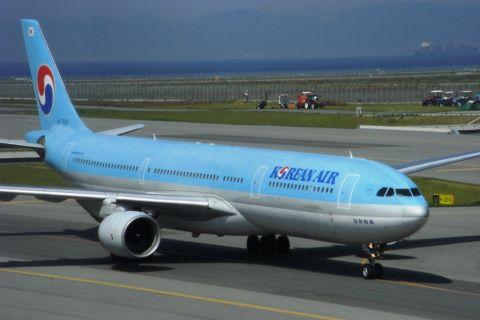 空飛ぶ棺桶にしか過ぎない大韓航空機