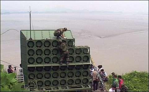 拡声器導入でも不正が横行するバ韓国軍
