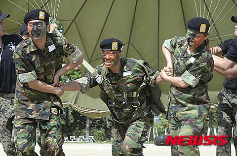肉壁として脱北屑チョンを利用する予定のバ韓国軍