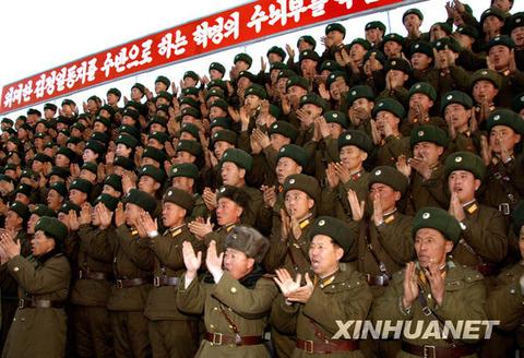 朝鮮人民軍への入隊希望者が激増中?