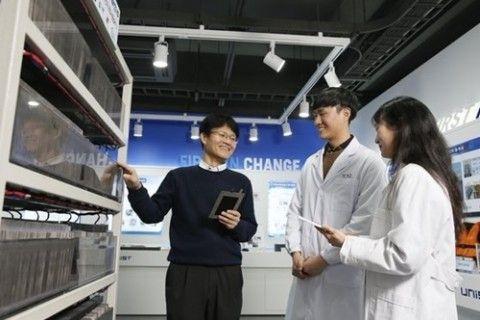 海水電池の開発に成功したと発表したバ韓国