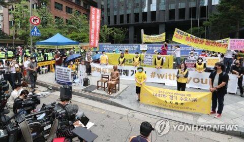 バ韓国の正義連がマスコミに逆切れとかwww