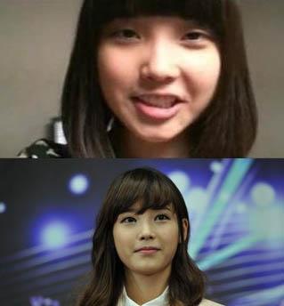 韓国の歌手IU