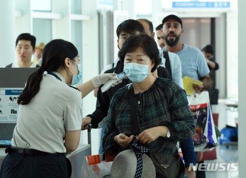 MERS感染拡大の可能性が高いバ韓国