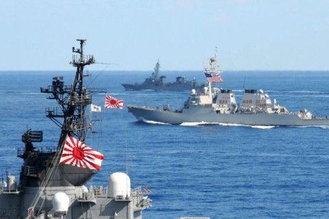 日米軍事演習の仮想敵国はバ韓国!