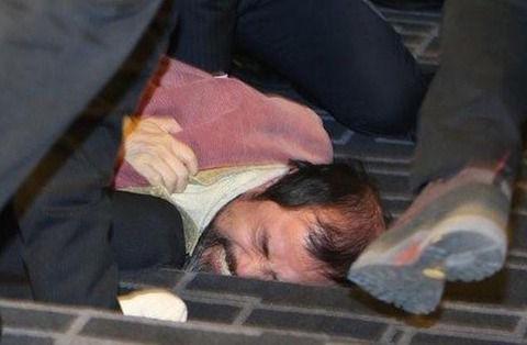 米国の駐韓大使を襲ったキム・ギジョン