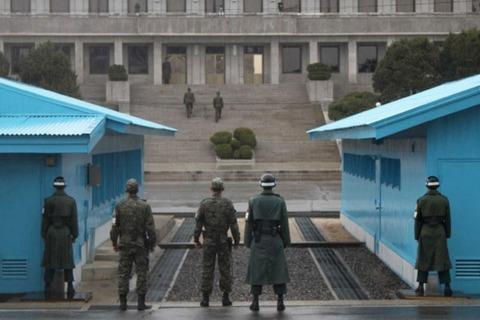 クチ喧嘩ばかりしているバ韓国と北朝鮮