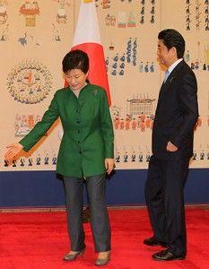 何も進展無しが最大の勝利だった日韓首脳会談