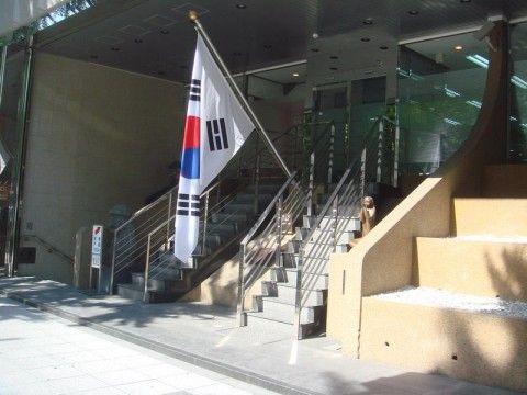 バ韓国の大使館や領事館は不要の存在