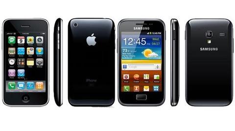 アップル社の技術を盗みまくりのサムスン電子に死を!