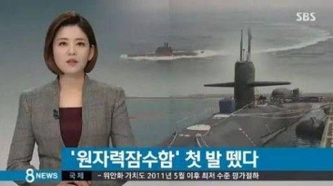 バ韓国では潜水も浸水も似たようなもの