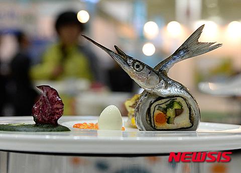 スケキヨ寿司並みのインパクト