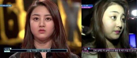 バ韓国のメスグループは整形モンスターばかり