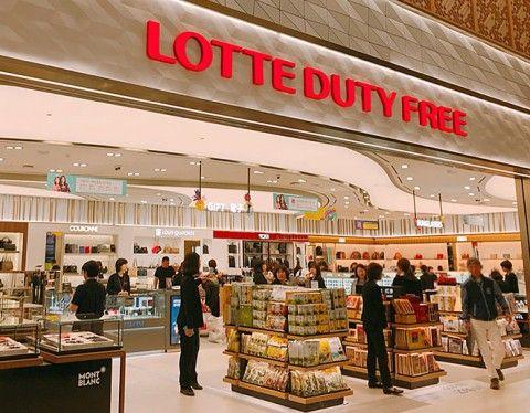 支那畜どもに見放されたバ韓国の免税店