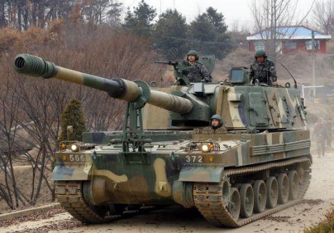 また不具合が発見されたバ韓国のK-9自走砲