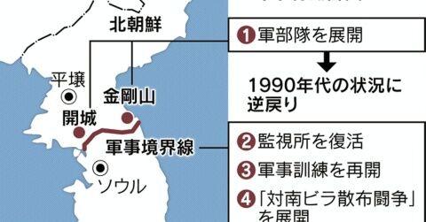 朝鮮戦争の再開でバ韓国塵が大量死