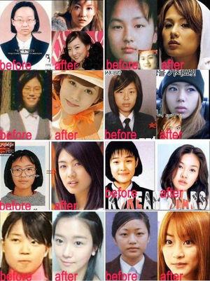 世にも醜いバ韓国のスターたちwww