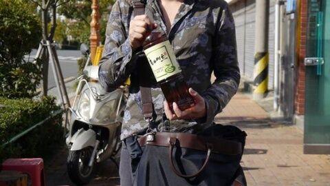 トンスル(ウンコ酒)をこよなく愛するバ韓国塵ども