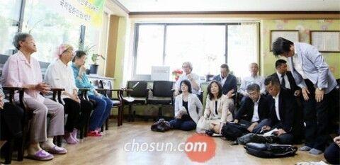 売春婦どもが暮らすバ韓国のキチガイハウス