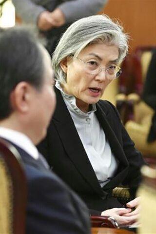 骸骨婆のカン・ギョンファがバ韓国市民団体に告発される