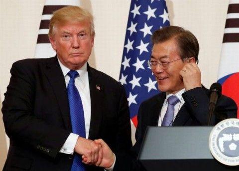 アメリカにまともに相手にされていないバ韓国