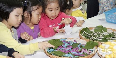 バ韓国塵は幼いうちに土に還してあげるべき