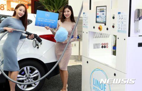 バ韓国の水素自動車だと?