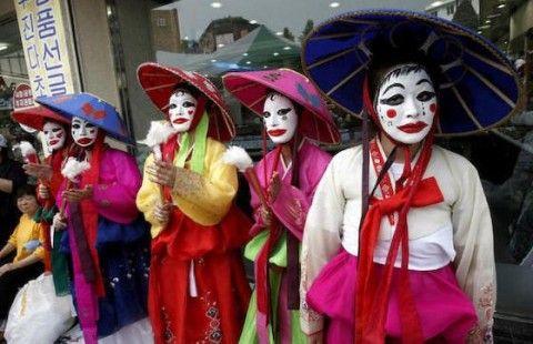 国技の売春に精を出すバ韓国塵の雌