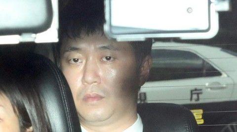 在日バ韓国塵で俳優でレイプ犯
