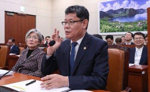 バ韓国・統一部のキム・ヨンチョル