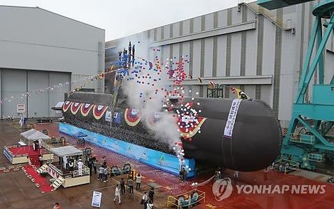 沈みっぱなしのバ韓国海軍の潜水艦www