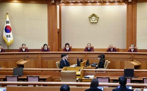 バ韓国塵どもが法律を理解できるわけがない