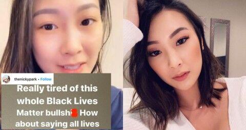 バ韓国系アメリカ人の醜いメス豚