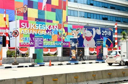 アジア大会、体の異変を訴えるバ韓国塵選手ども