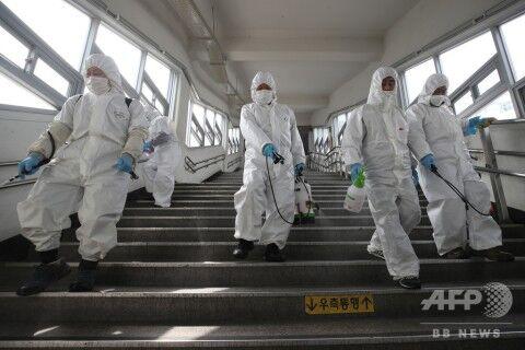コロナ騒動を機にバ韓国崩壊が加速
