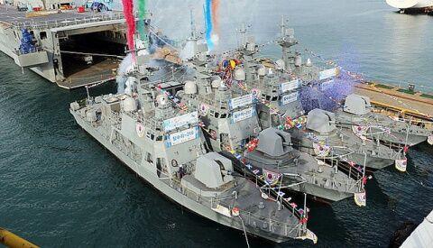 バ韓国の次世代新型高速艇はただの鉄くずでした