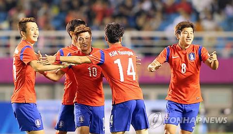 八百長と暴力サッカーしかできないバ韓国www