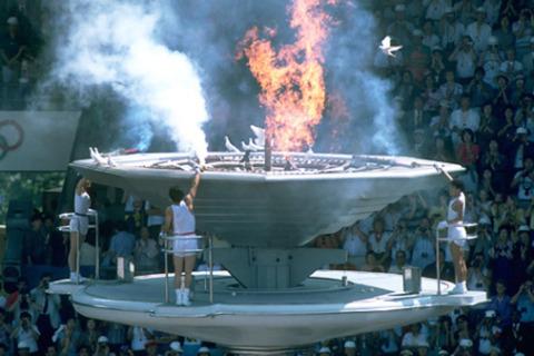 ソウル五輪で蒸し焼きにされたハトたち