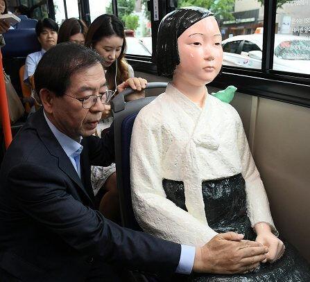 売春婦にもセクハラしてたバ韓国の朴元淳