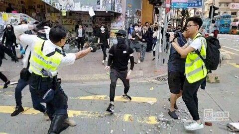香港からバ韓国塵留学生が続々と逃げ出す