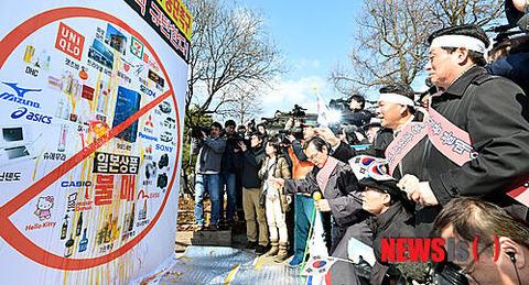 3日も日本製品不買運動したら国が終わるバ韓国wwwww