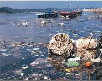 これがバ韓国による海洋汚染