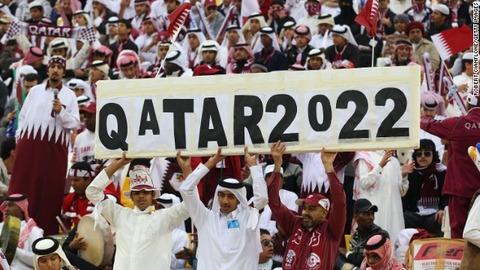 賄賂の発覚で開催が危ぶまれているカタールW杯