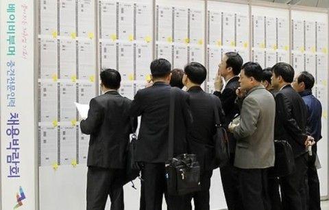 失業者が100万匹を突破したバ韓国